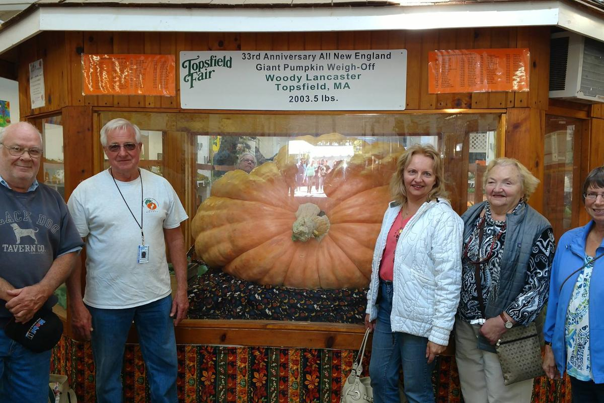 2017 Giant Pumpkin Champion Woody Lancaster Shares Growing Tips