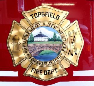 Topsfield Fire Department Logo