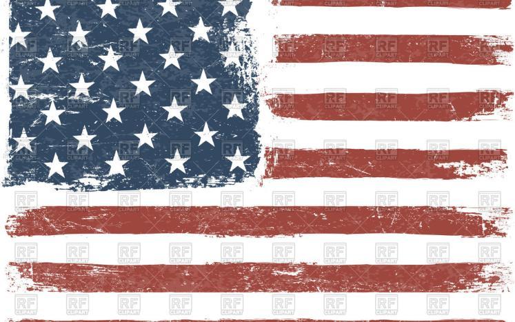 US Flag clip art