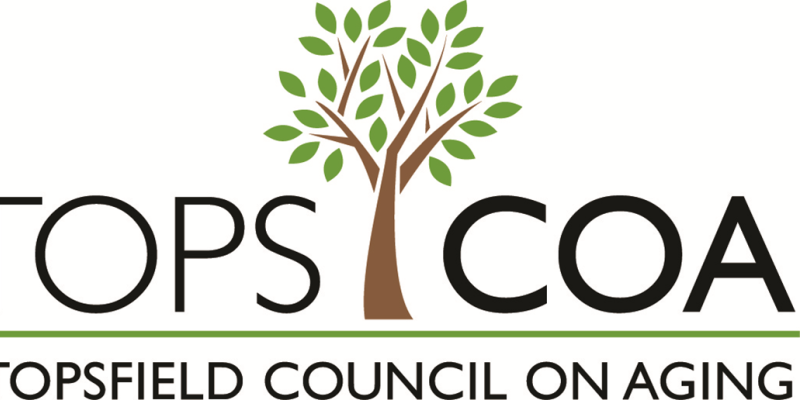 Topsfield Council on Aging Logo